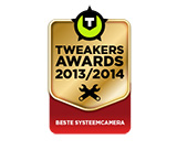 Tweakers Award Beste systeemcamera 2013/2014